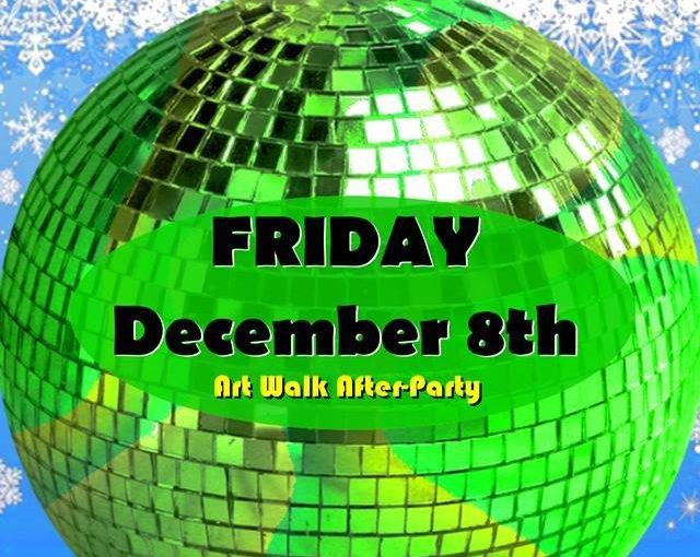 Decades Dance Party – December 8